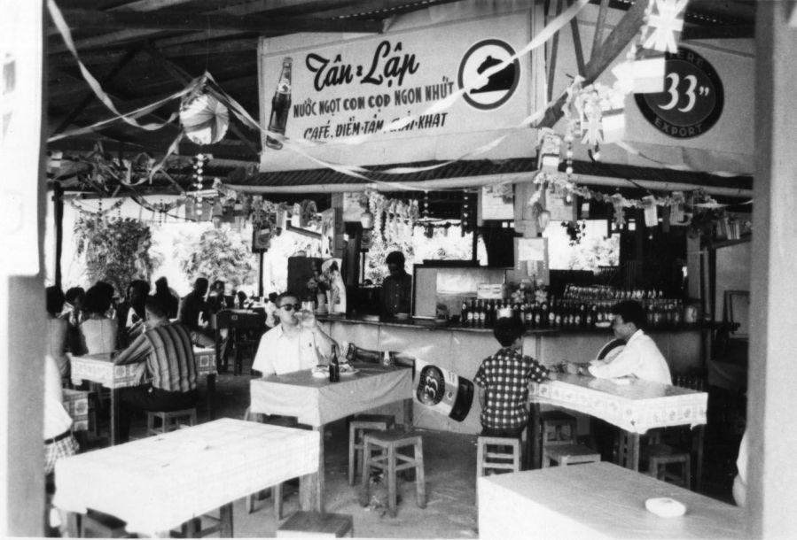"Looking back at Saigon Cuisine in the ""Daddy's time"" can you imagine?"
