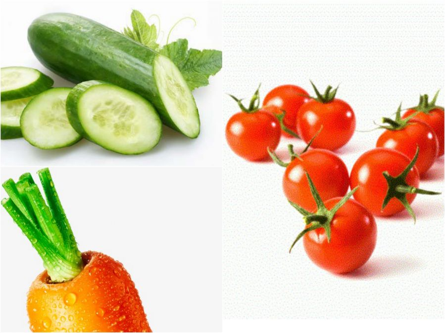 Did you remove pesticides from vegetables properly?