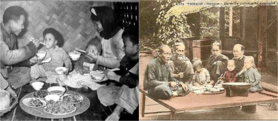 The meaning and tradition of Vietnamese family meals
