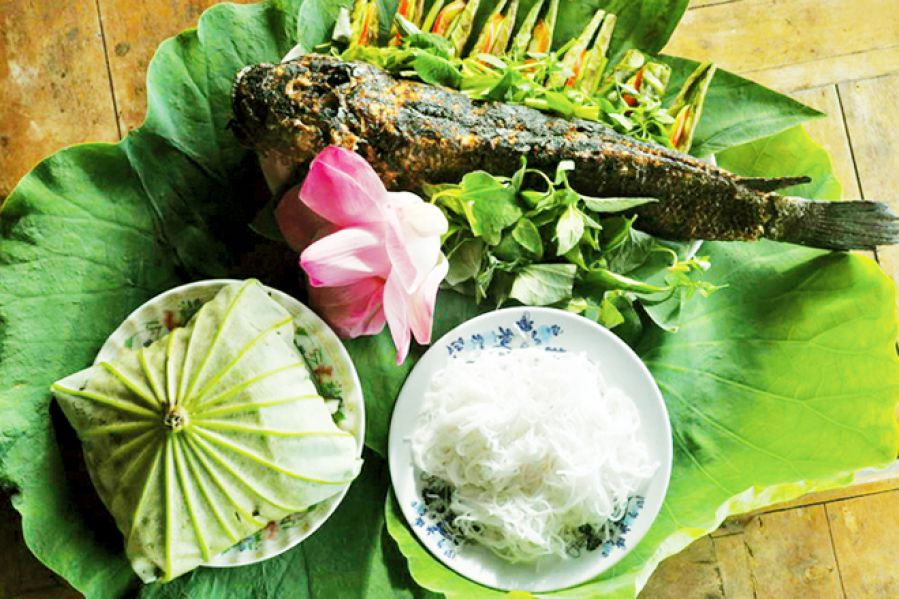 What to eat in Dong Thap?