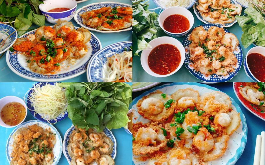 """These snacks you can not ignore if """"already"""" to Vung Tau"""