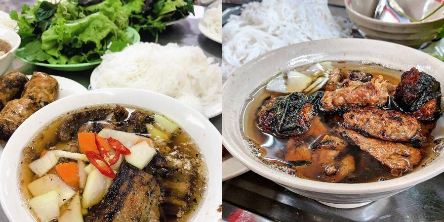 Đến Thủ đô Hà Nội ăn gì?