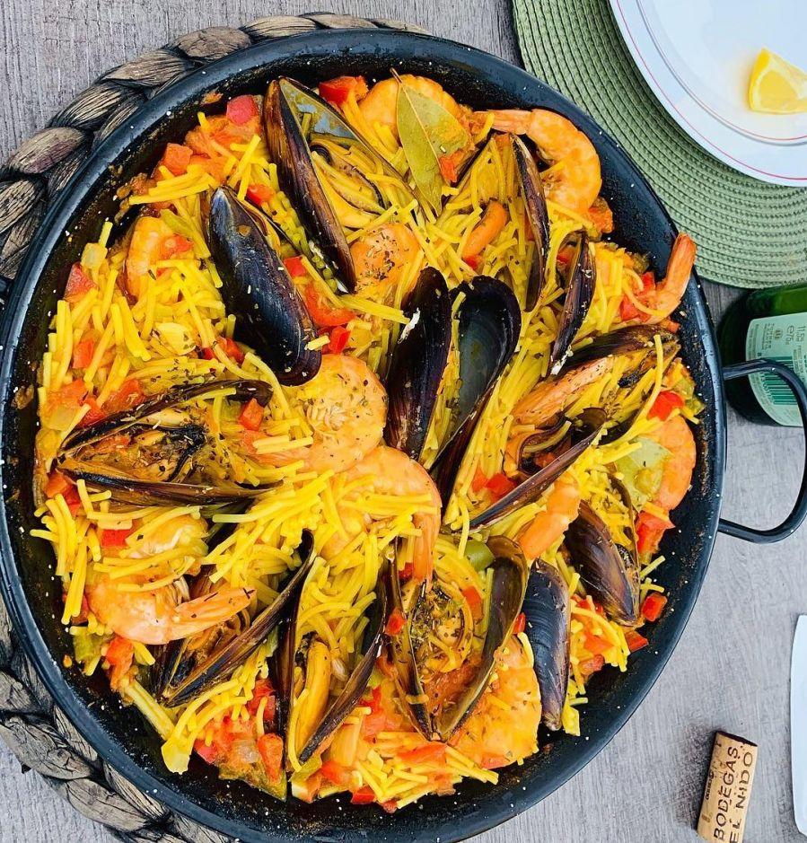 Ẩm thực Tây Ban Nha lừng danh Thế giới với các món ăn nổi tiếng