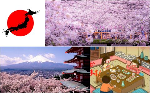 8 famous dishes of the origin of Cherry blossoms