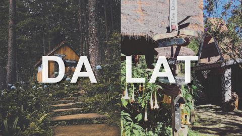 "Eliminate the question ""What to go to Dalat to eat?"" Through the list of dishes below."
