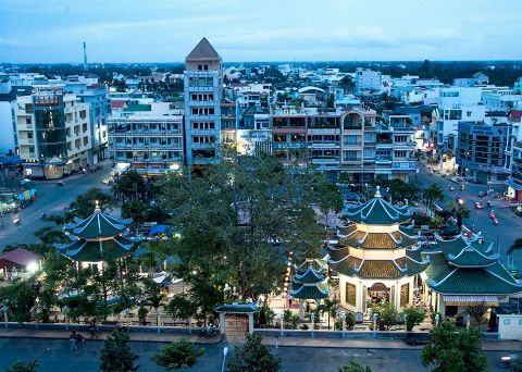 Places to go if you visit the sacred land of Chau Doc
