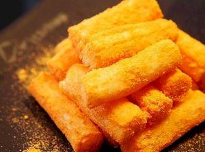 Bánh gạo Hàn Quốc lắc phô mai